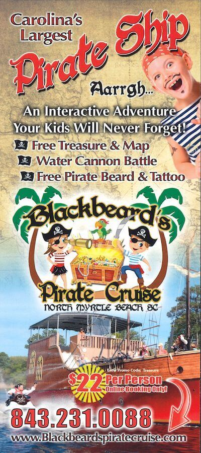 Blackbeard's Pirate Cruise