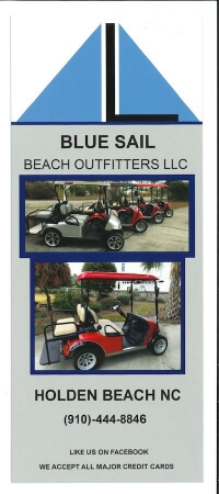 Blue Sail Beach Outfitters, LLC.