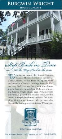 Burgwin-Wright House & Gardens
