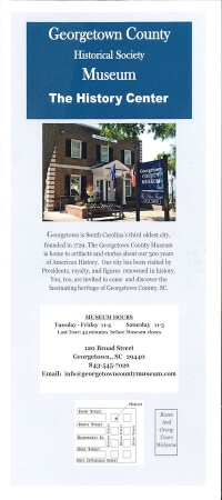 Georgetown County Historical Society Museum