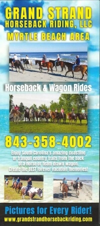 Grand Strand Horseback Riding, LLC.