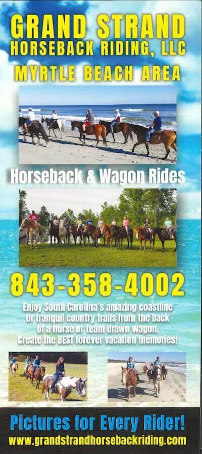 Grand Strand Horseback Riding, LLC.