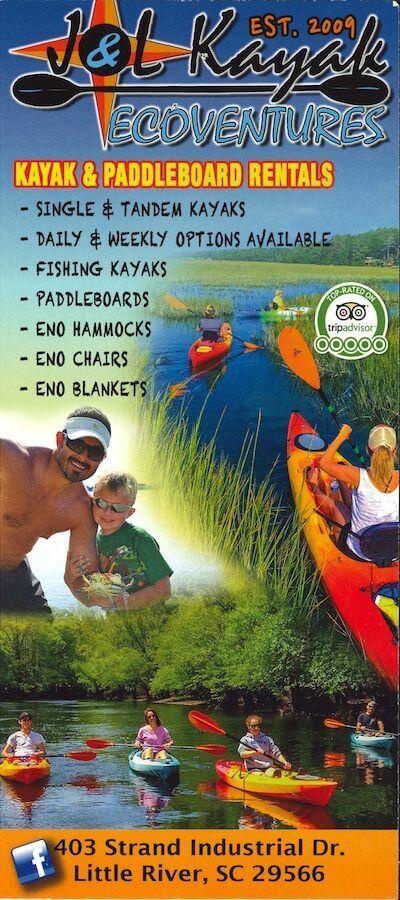 J & L Kayak Ecoventures