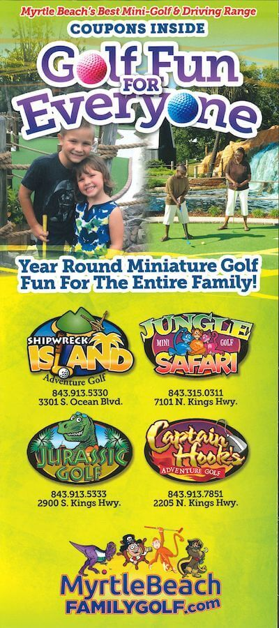 Myrtle Beach Family Golf