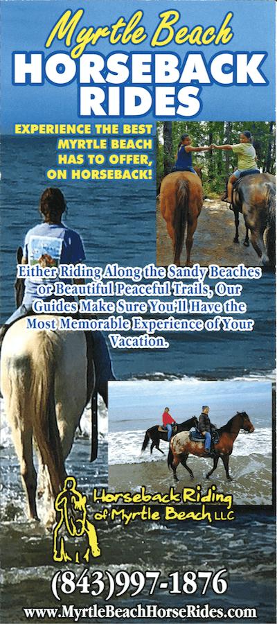 Myrtle Beach Horseback Rides
