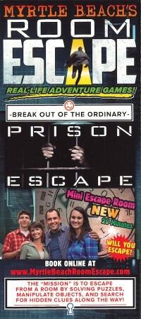 Myrtle Beach's Room Escape
