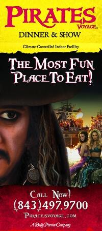 Pirates Voyage & Dinner Show