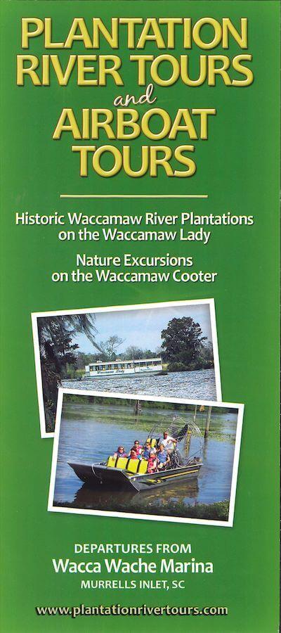 Plantation River Tours & Airboat Tours