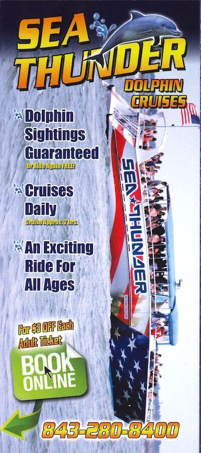 Sea Screamer & Sea Thunder Dolphin Cruises