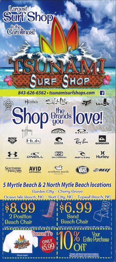 Tsunami Surf Shop