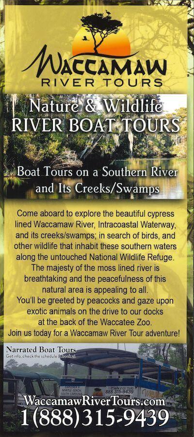 Waccamaw River Tours