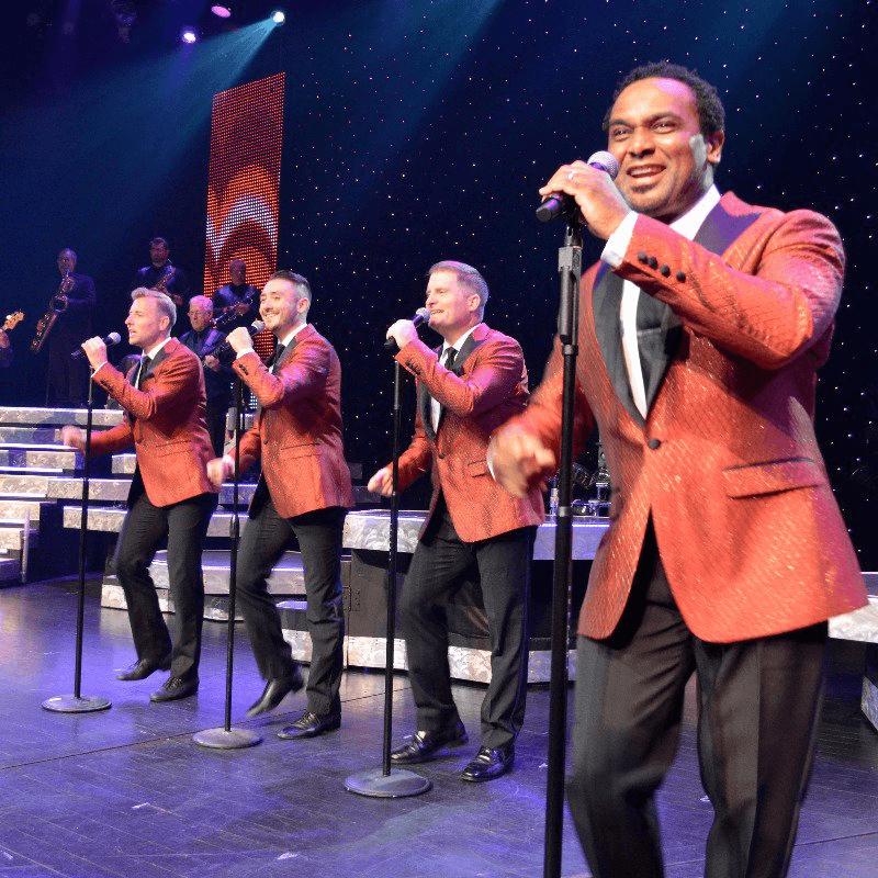 Quartet at Alabama Theatre
