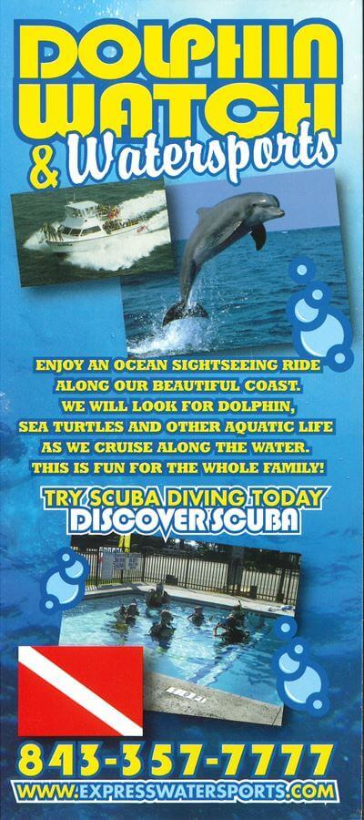 Dolphin Watch & Watersports