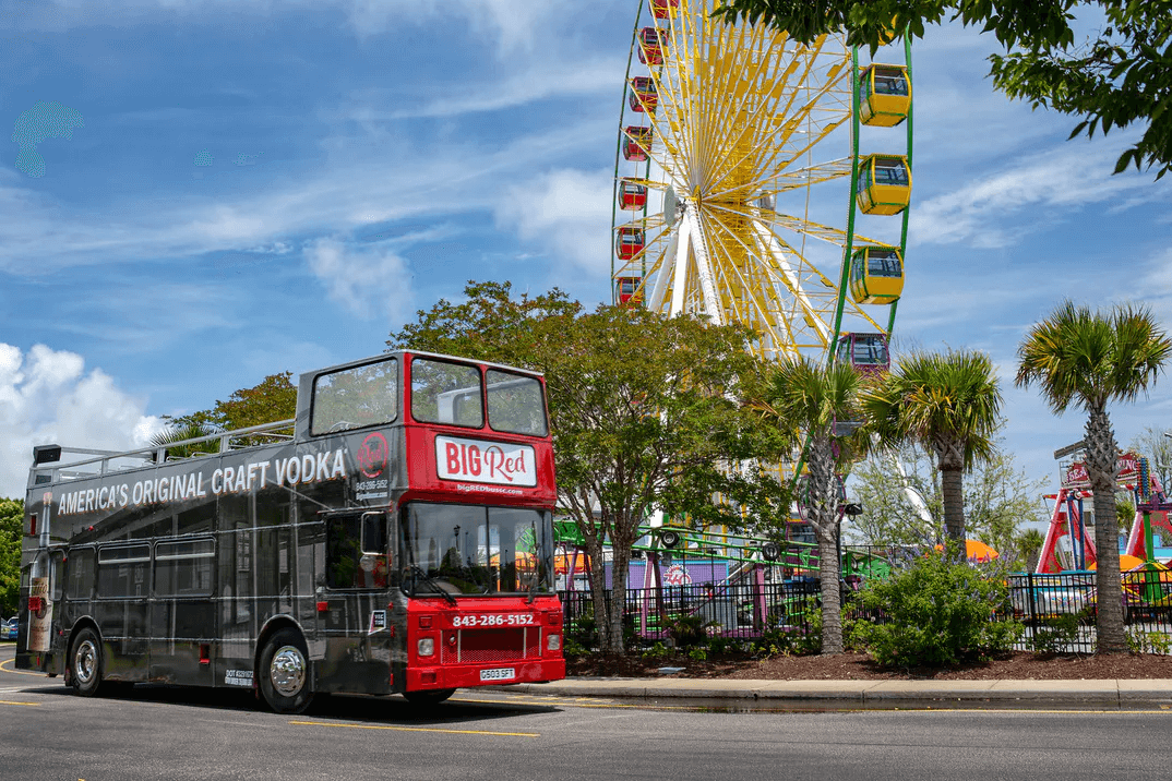 Big Red Bus - Myrtle Beach Tours