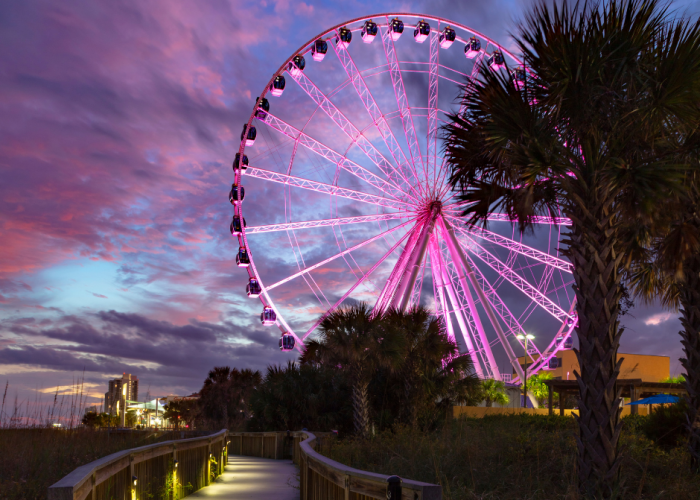 Family-Friendly Activities in Myrtle Beach