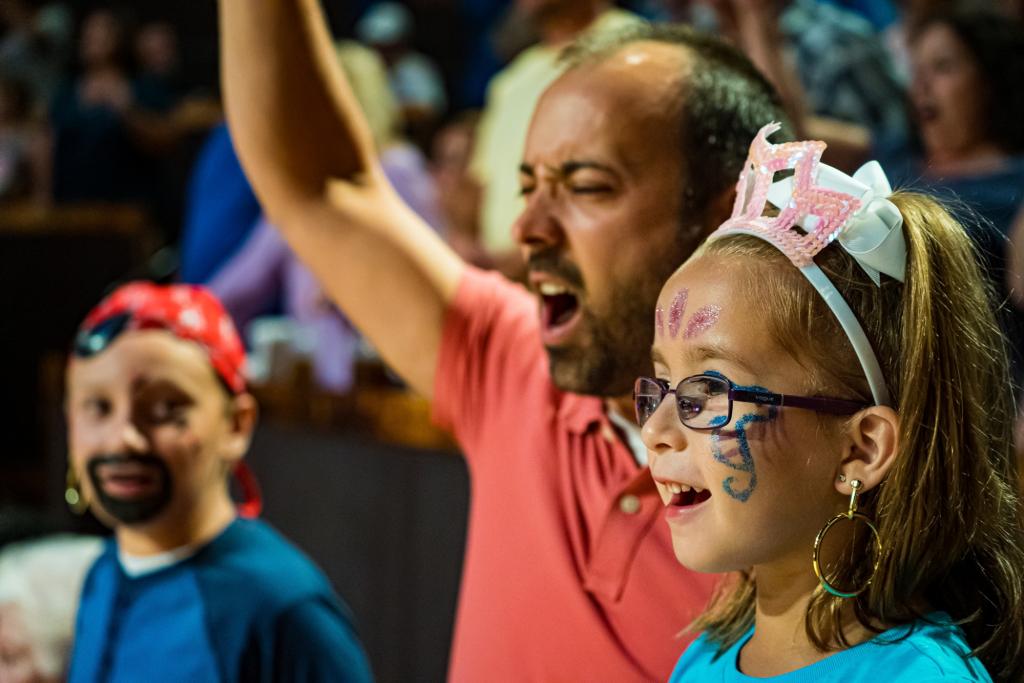 kid-friendly pirate shows at Myrtle Beach