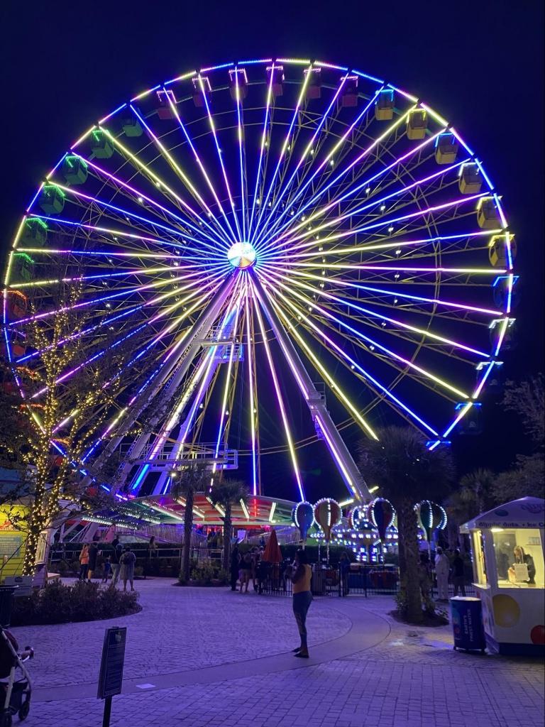 Myrtle Beach amusement park