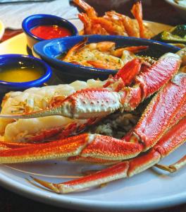 Myrtle Beach seafood buffets