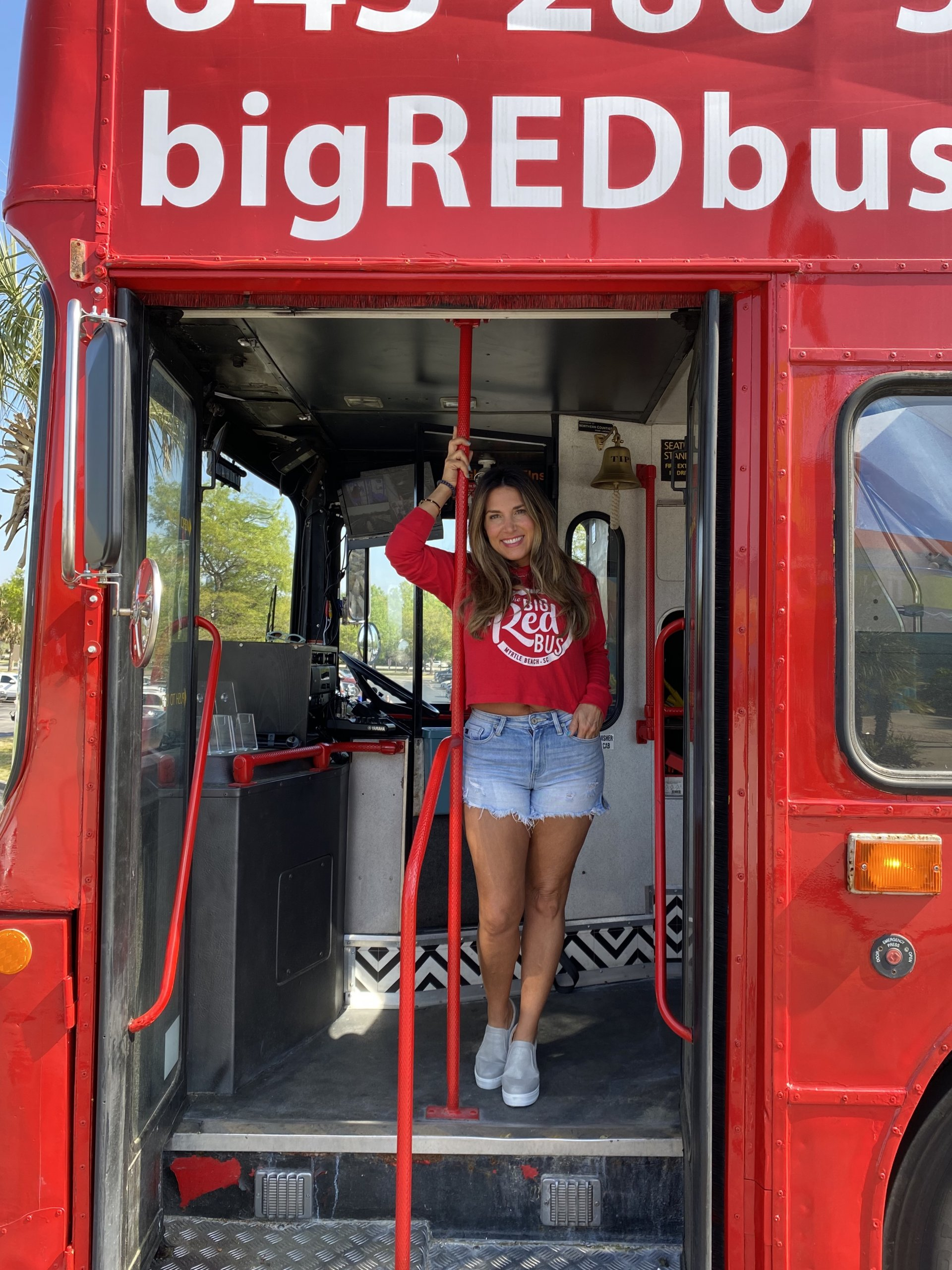 Big Red Bus - Myrtle Beach Tours
