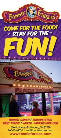 Fannie Farkle's Food & Fun Parlor