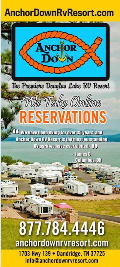Anchor Down RV Resort Brochure Image