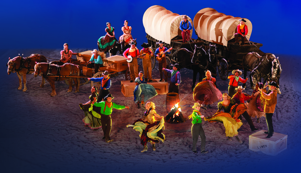 Dixie Stampede Campfire