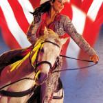 Dixie Stampede Roman Rider