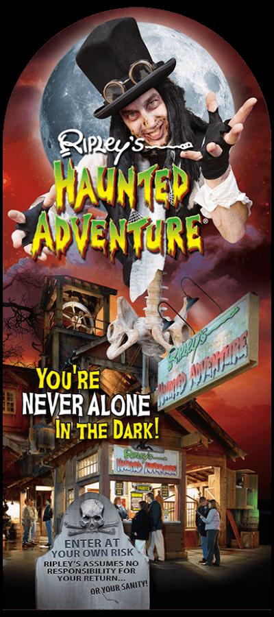 Ripley's Haunted Adventure