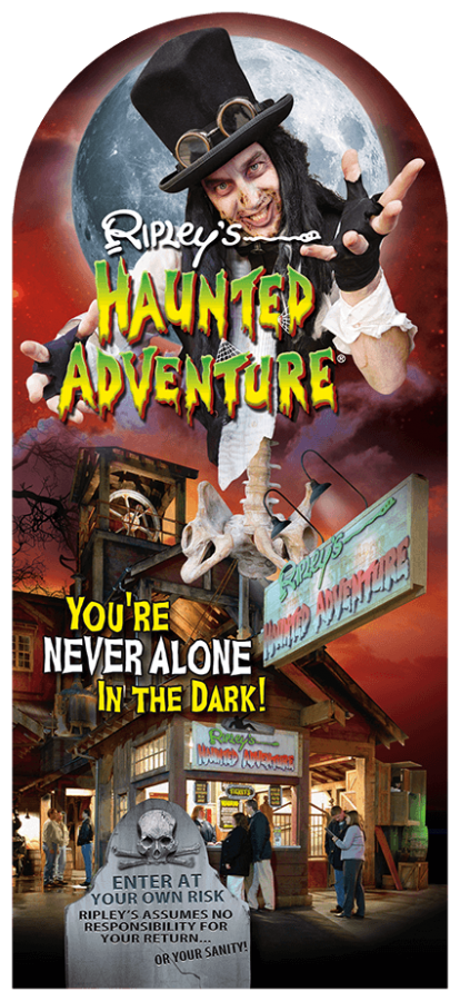 Ripley's Haunted Adventure Brochure Image