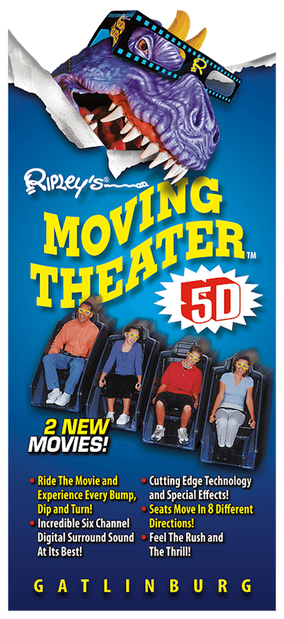 Ripley's Moving Theater Brochure Image