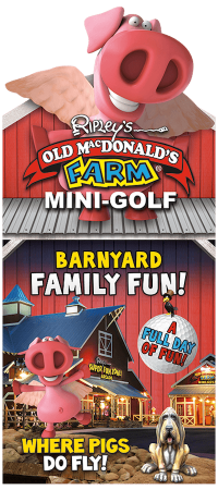 Ripley's Old MacDonald's Farm Mini-Golf