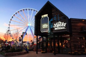 Ole Smoky Distillery Ferris Wheel
