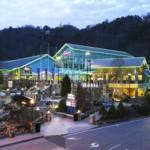Ripley's Aquarium of the Smokies Exterior