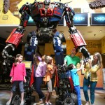 Ripley's Believe It or Not Optimus Family