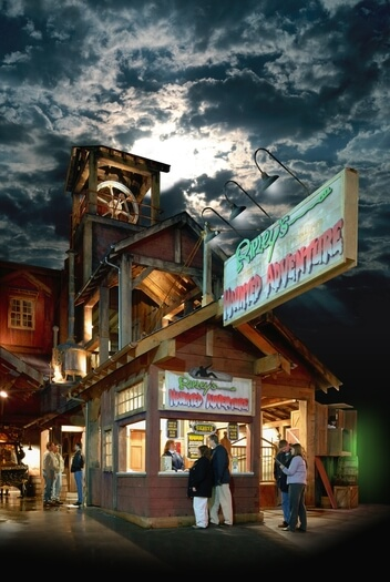 Ripley's Haunted Adventure Building