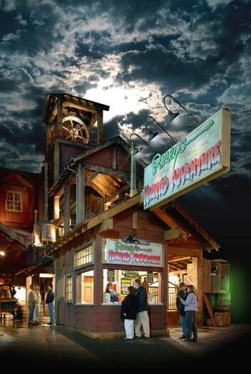 Ripley's Haunted Adventure Building