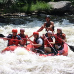 Smoky Mountain Outdoors Whitewater Rafting Paddling Rapids
