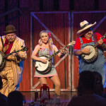 Hatfield McCoy 3 banjos