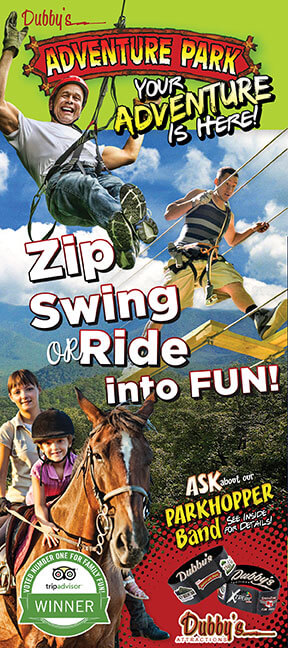Adventure Park at Five Oaks Brochure Image