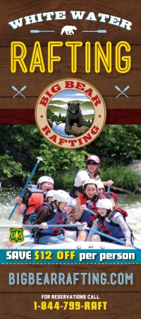 Big Bear Rafting