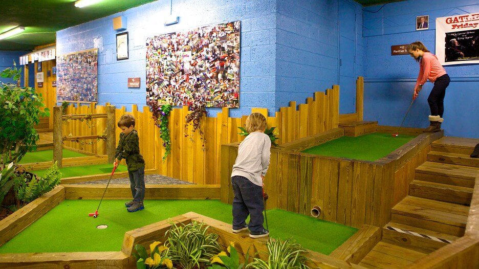 Cooters-Mini-Golf