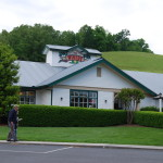 Rocky Top Wine Trail Winery Building