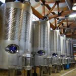 Rocky Top Wine Trail Wine Metal Barrel