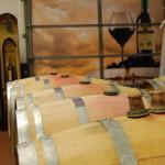 Rocky Top Wine Trail Wine Barrels