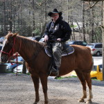Smoky Mountain Riding Stables Man Hat