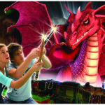 Magi Quest Couple Wands Dragon