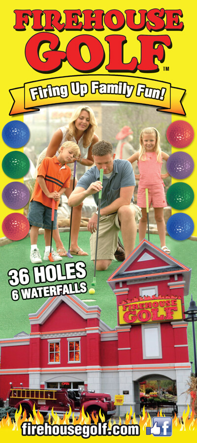 Firehouse Golf Brochure Image