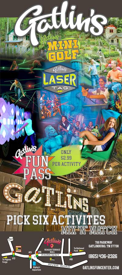 Gatlin's Brochure Image