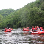 Smoky Mountain Outdoors Whitewater Rafting Boat Line