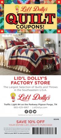 Lid'l Dolly's Dresses